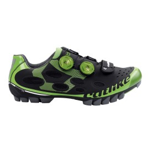 Chaussures VTT CATLIKE Whisper noir/verte