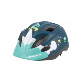 Casque enfant POLISPORT XS Kids premium Spaceship