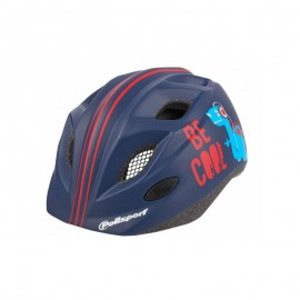 Casque enfant POLISPORT S junior premium Be Cool