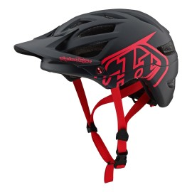 Casque Troy Lee Designs A1 drone black/red
