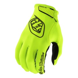 Gants Troy Lee Designs Air flo yellow enfant