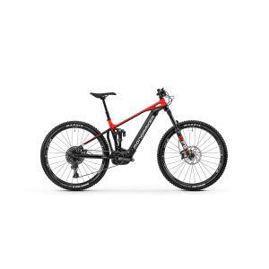 VTT électrique MONDRAKER Crafty R noir/rouge