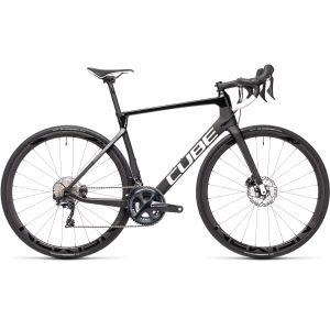 Vélo de route CUBE Agree C:62 Race 2021 noir/blanc