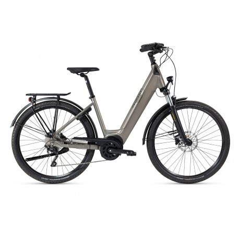 Vélo électrique PEUGEOT eC01 CrossOver