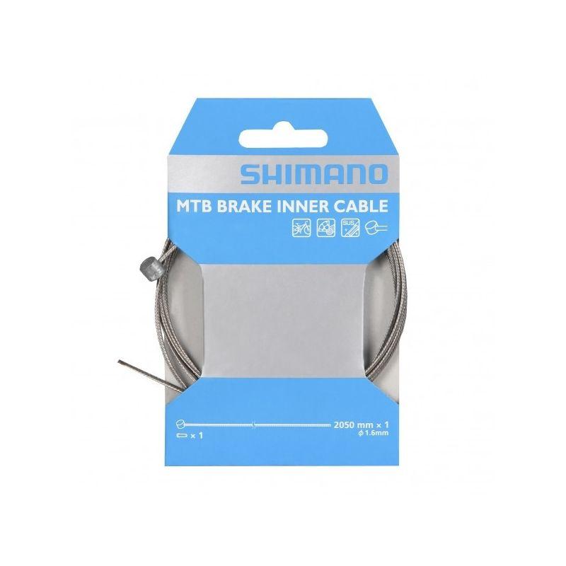 Câble de Frein VTT SHIMANO INOX