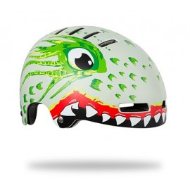 Casque enfant LAZER Street JR dragon green