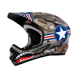 Casque O'NEAL Backflip Wingman Fidlock enfant