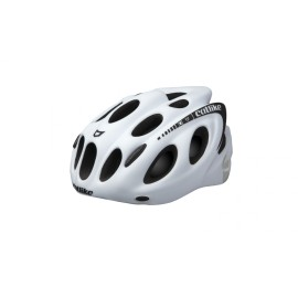Casque route CATLIKE Kompact'o blanc