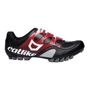 Chaussures VTT CATLIKE Drako noir/rouge