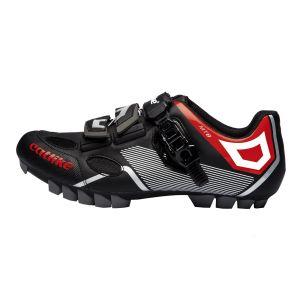 Chaussures VTT CATLIKE Sirius noir/rouge