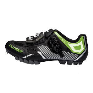 Chaussures VTT CATLIKE Sirius noir/vert