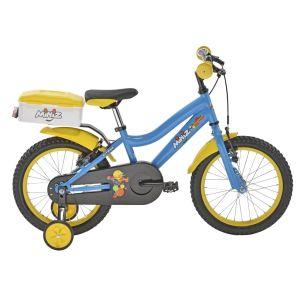 """Vélo enfant GITANE Miniz 16"""" garçon bleu"""