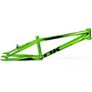 Cadre BMX DK Professionnal vert