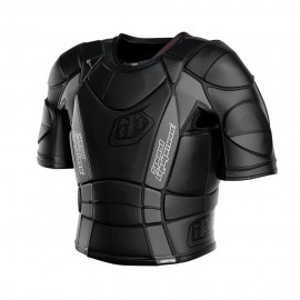 Gilet de protection TROY LEE DESIGN 7850 enfant manches courtes