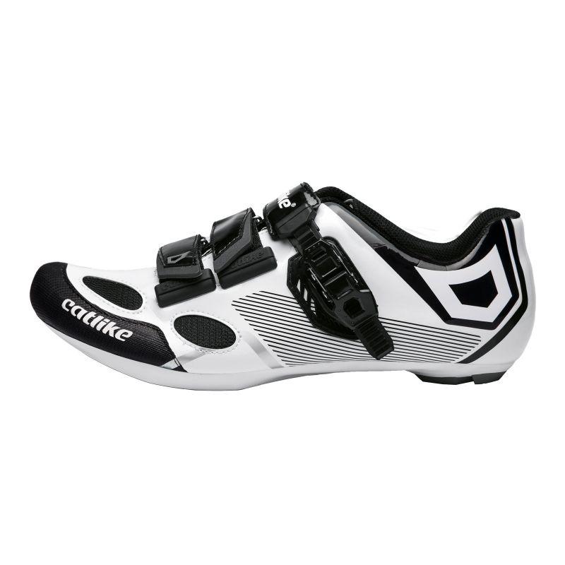 Chaussures route CATLIKE Sirius blanc/noir
