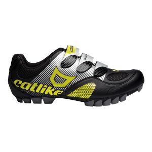Chaussures VTT CATLIKE Drako noir/jaune