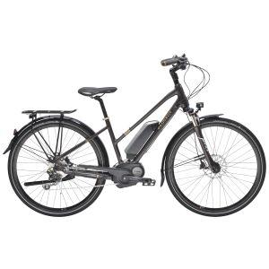 Vélo de trekking électrique PEUGEOT eT01 Deore 10 Mixte